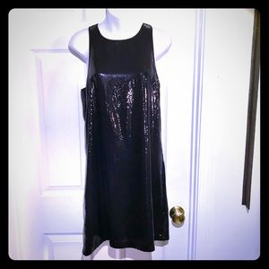 Laundry sequined cocktail dress